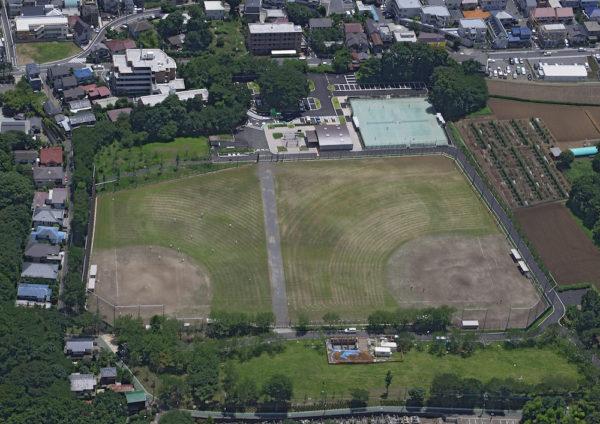 都立石神井公園野球場