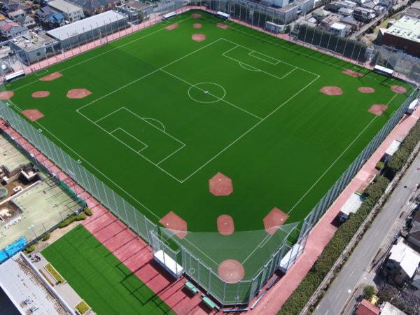 上井草スポーツセンター(運動場)